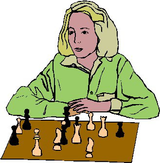 329x335 Clip Art Activities Playing Chess