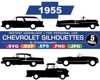 340x270 1957 Chevrolet Chevy Automobile Models (7) Clip Art Images