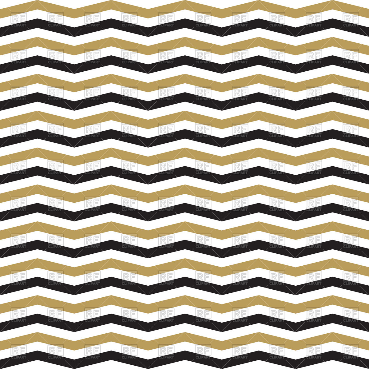1200x1200 Chevron Patterns In Red, Blue, Pink, Yellow, Green Royalty Free