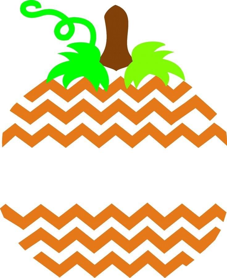 736x902 Chevron Pumpkin Clipart Free Design Templates