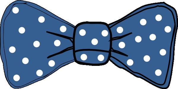 600x300 Chevron Bow Tie Clipart