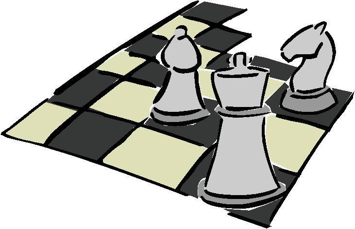 731x473 Clipart Chess