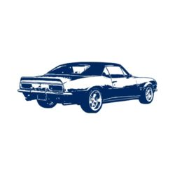 250x250 T Shirt Clip Art For Muscle Cars