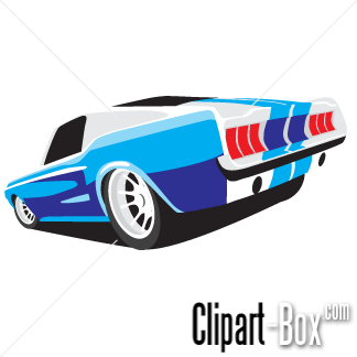324x324 1966 Ford Mustang Clip Art