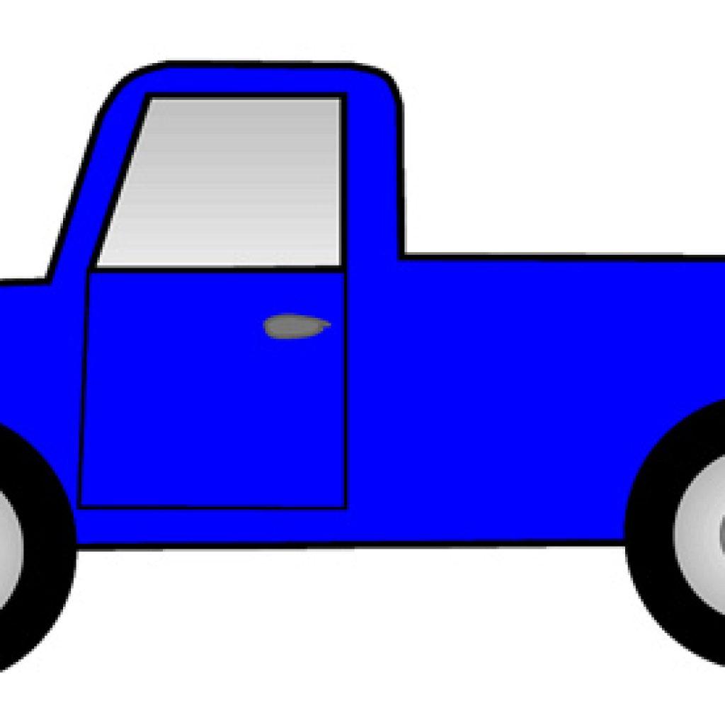 1024x1024 Pickup Truck Clipart