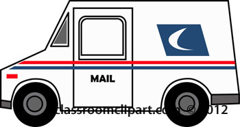 350x186 Truck Clipart Us Mail
