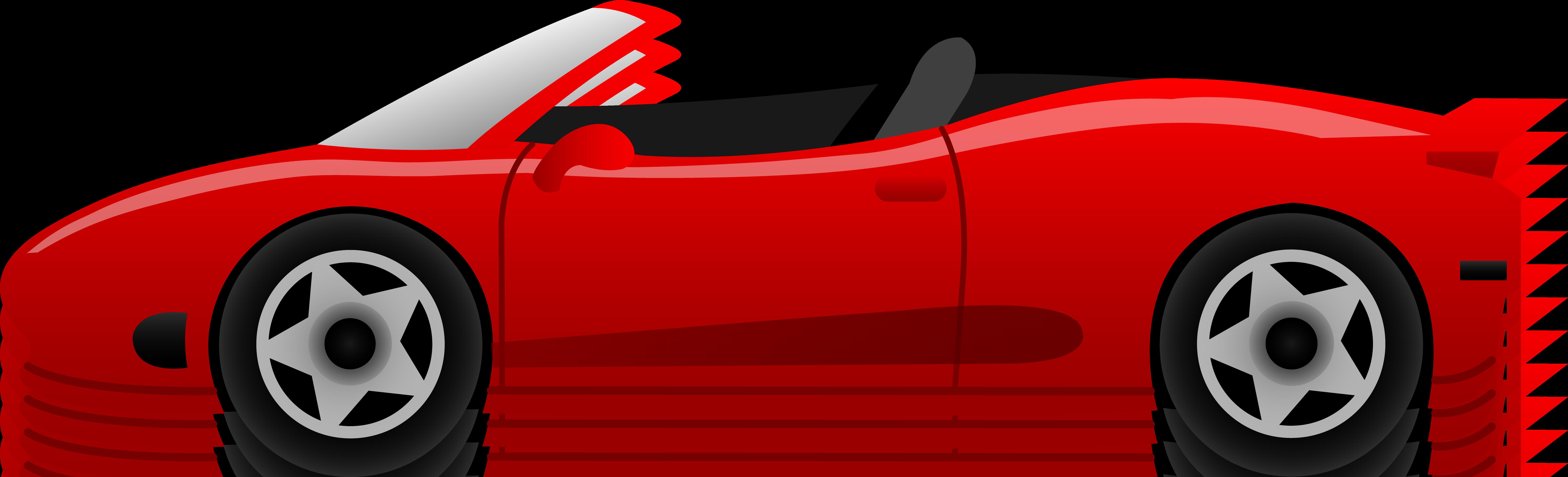 7863x2391 Car Clipart Png