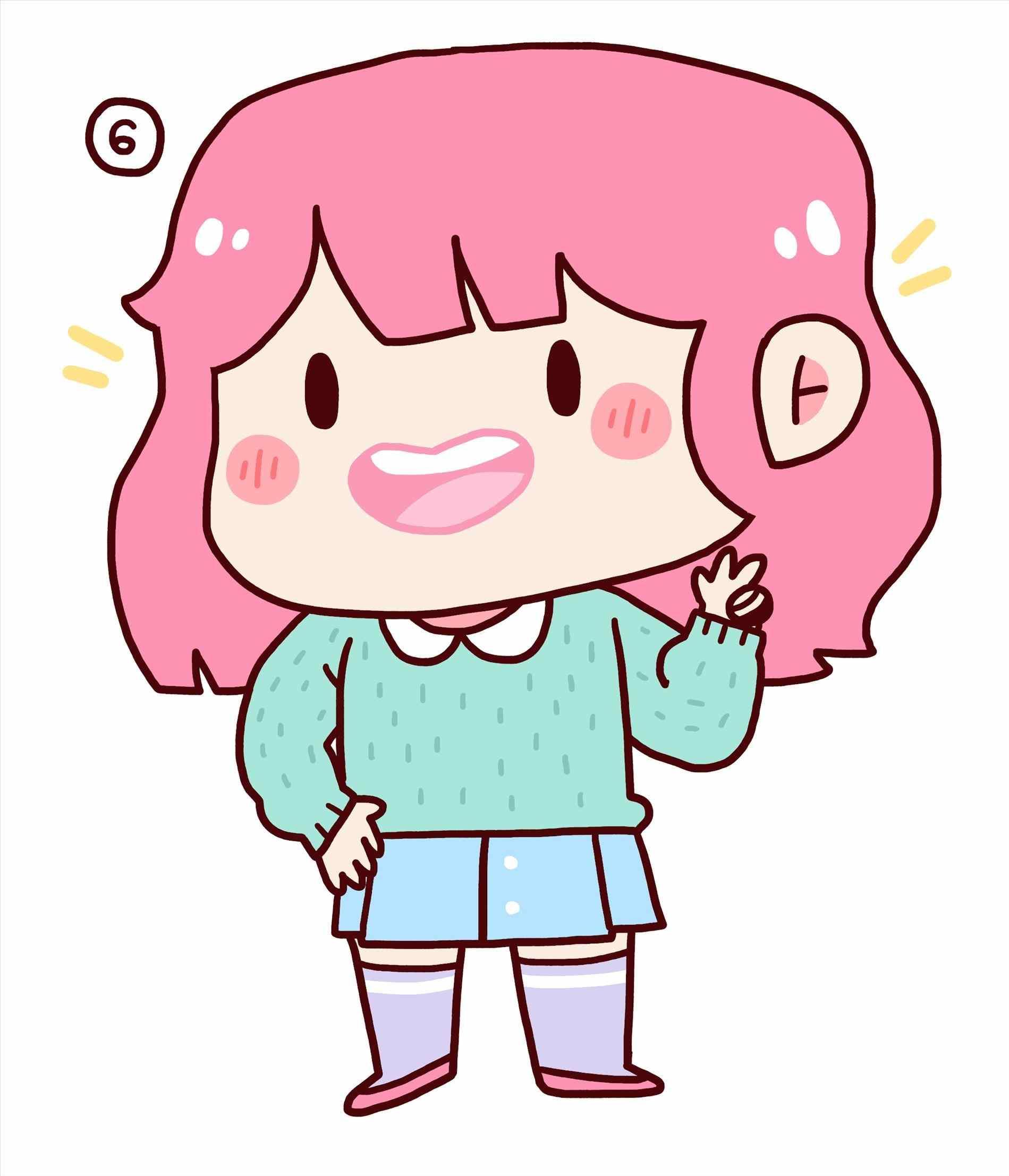1899x2214 Cute Pin By Ily Zhang On Girl Pin Japan Anime Chibi By