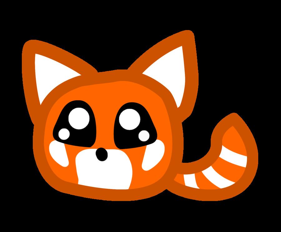 900x741 Red Panda Drawing Clip Art