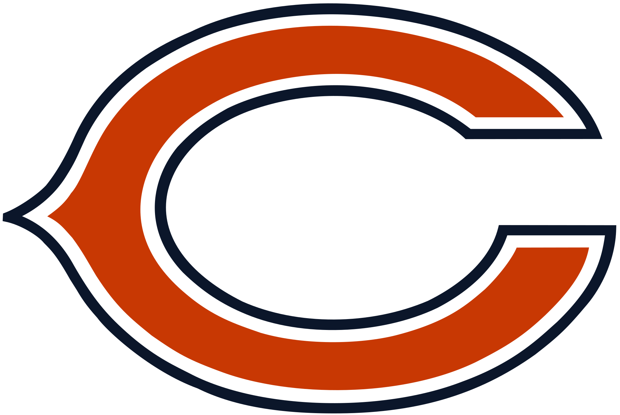 2000x1337 Filechicago Bears Logo.svg