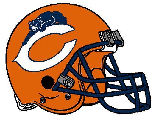 534x408 The Sports Fiddler Chicago Bears Concept Helmet
