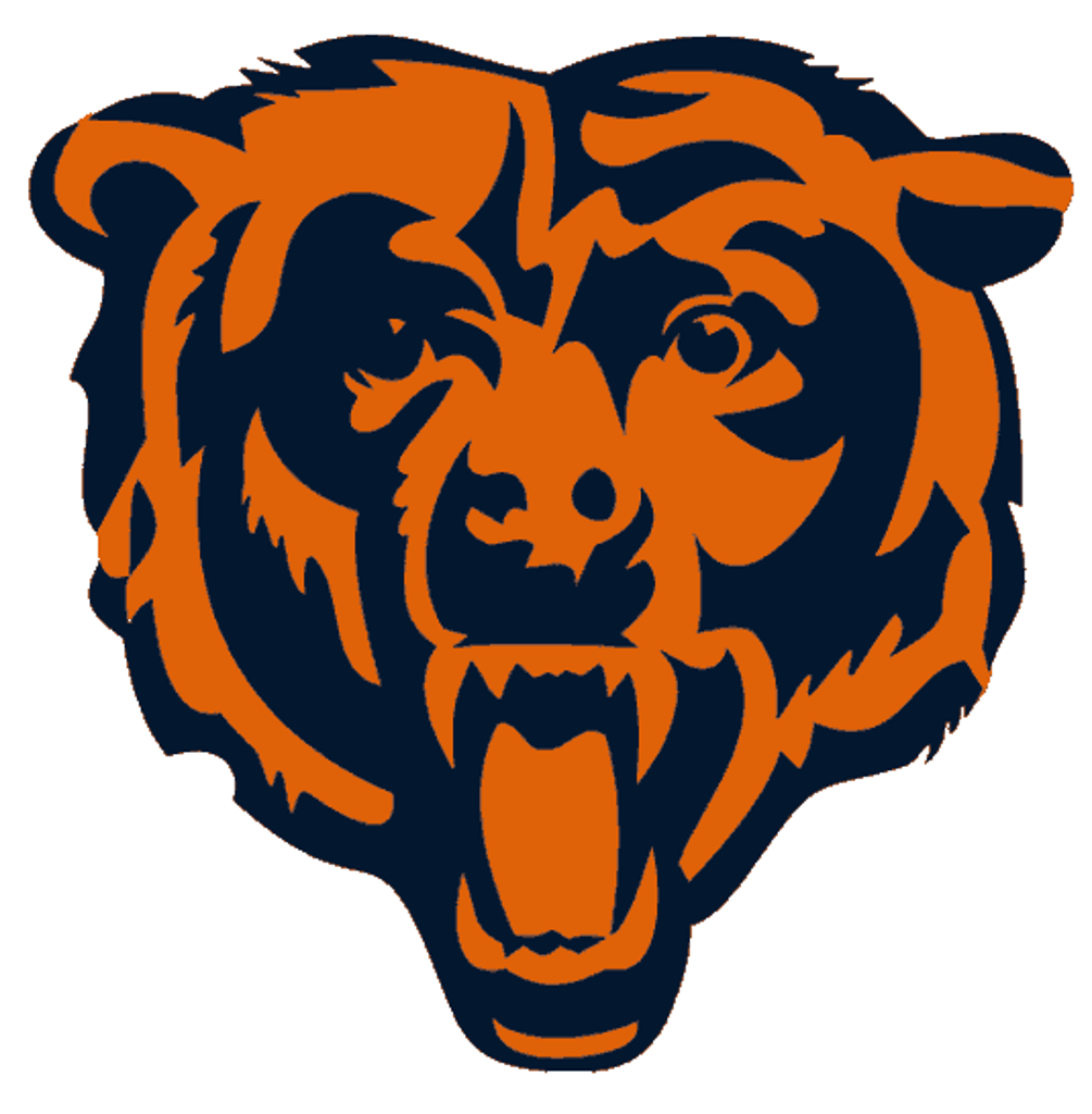 1005x1024 Chicago Bears Logo Transparent Png