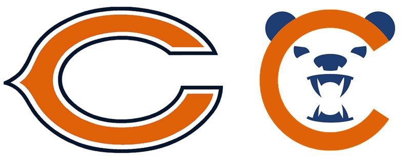 800x314 Chicago Bears Logo