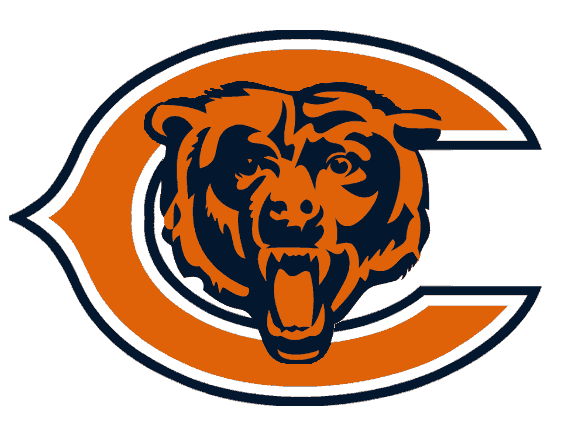 582x444 Chicago Bears Logo