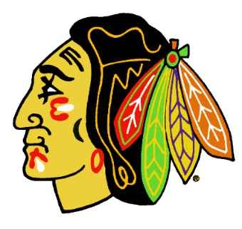 Chicago Blackhawks Clipart