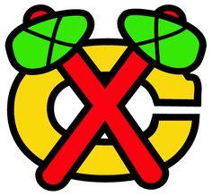 236x219 Chicago Blackhawks Alternate Logo (1965)