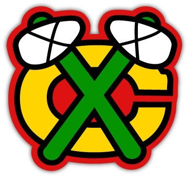 388x365 Chicago Blackhawks Clipart