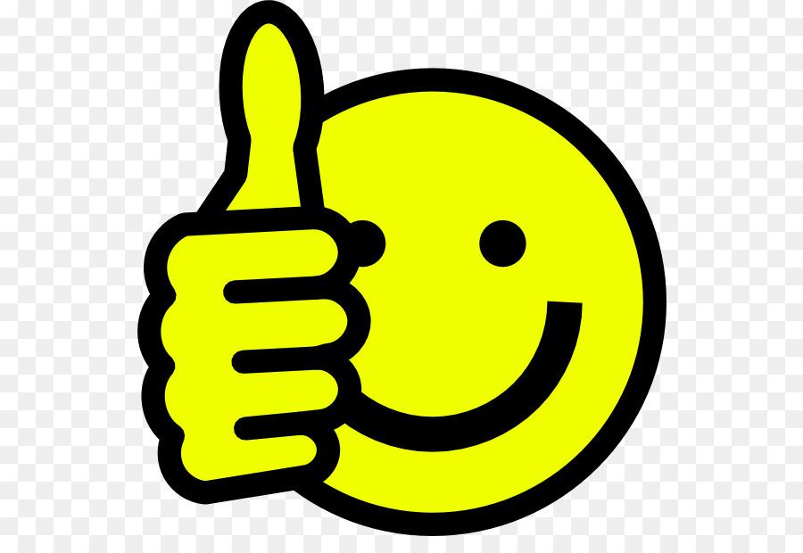 900x620 Thumb Signal Smiley Emoticon Clip Art