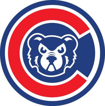 415x417 Fresh Chicago Cubs Clip Art