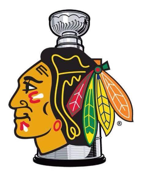 474x567 Blackhawks + Stanley Cup = Happy Chicago Chicago Blackhawks