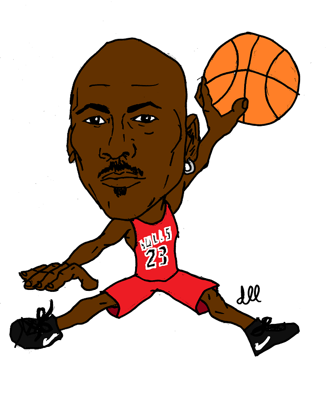 676x816 Michael Jordan Chicago Bulls Player Clipart
