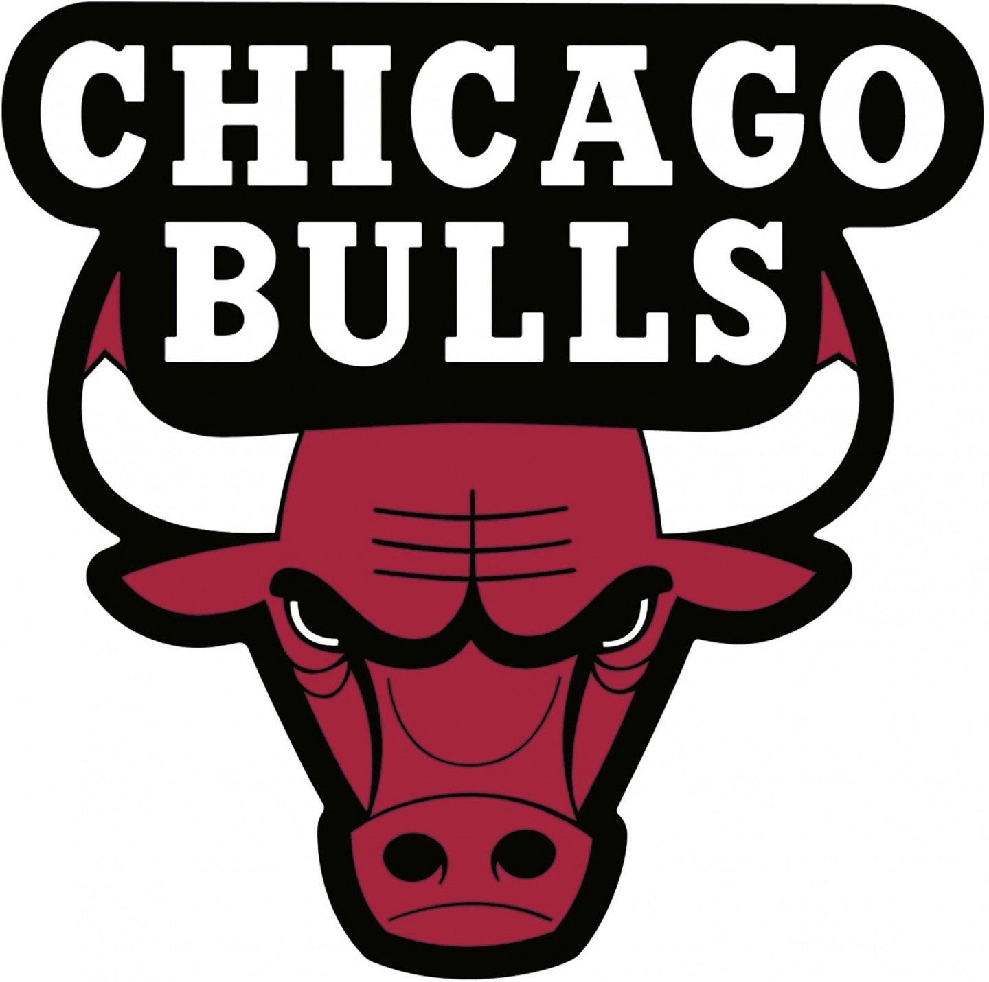 1440x1431 Collection Of Chicago Bulls Clipart High Quality, Free