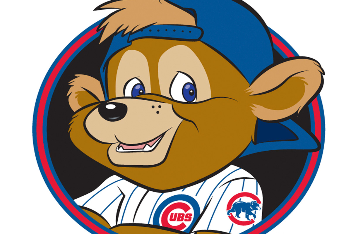 1240x800 Chicago Cubs Introduce First Official Mascot Lazer 103.3