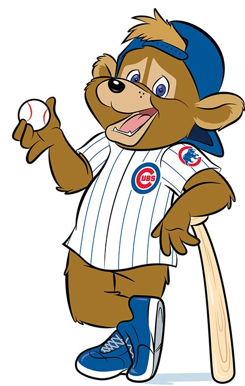 500x789 Cubs Clipart Collection