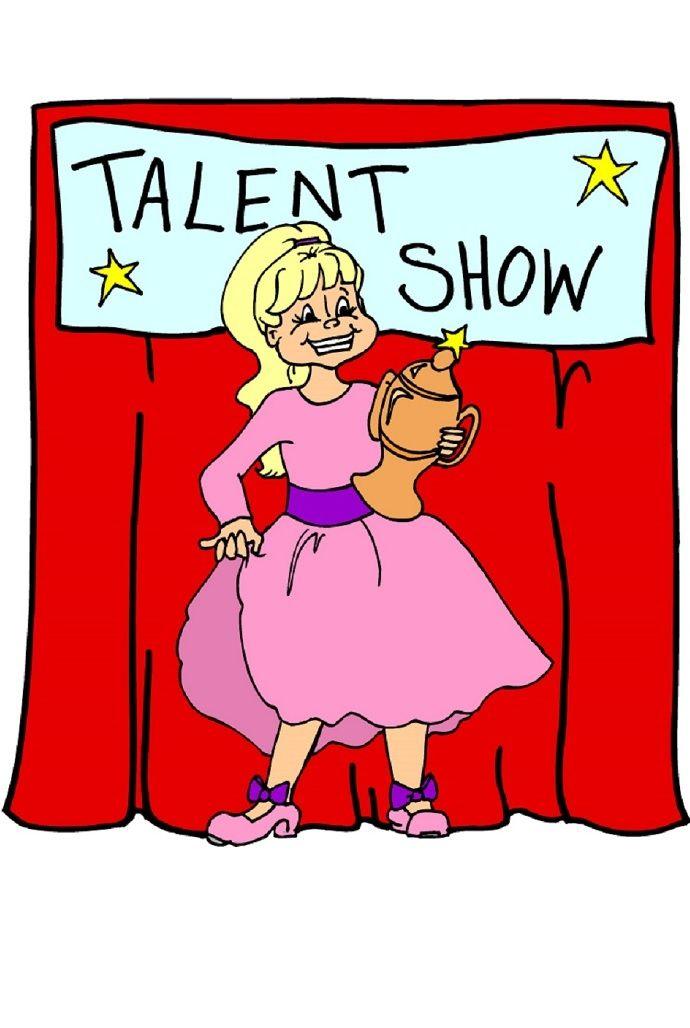690x1028 Sweet Talent Show Clipart Clip Art At Clker Com Vector Online