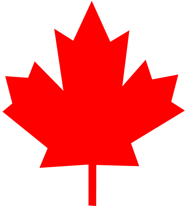 600x663 Canadian Clipart