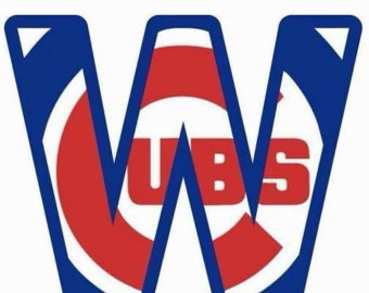 340x270 28+ Collection of Chicago Cubs W Clipart High quality, free