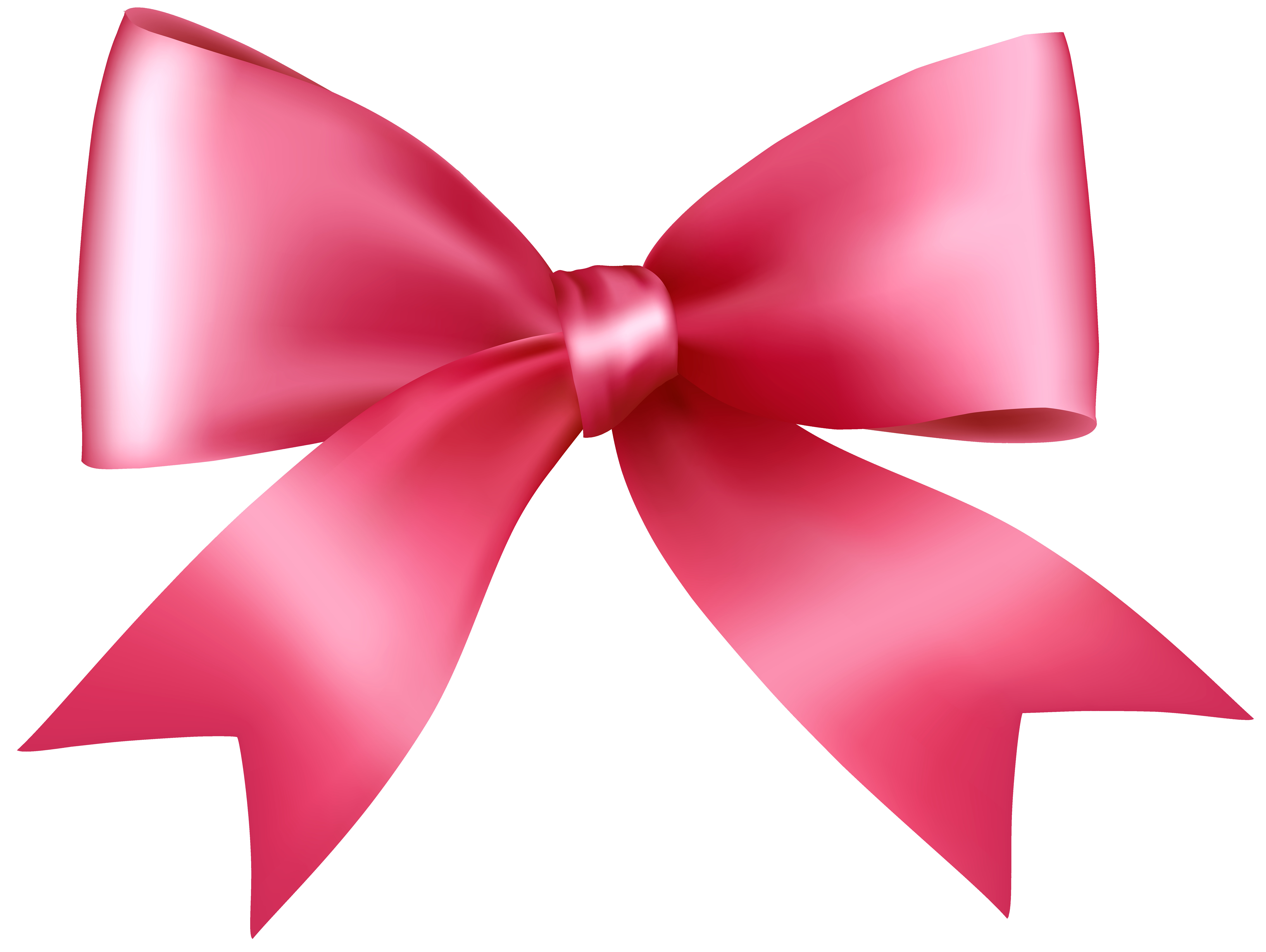 8000x6017 Pink Bow Transparent Png Clip Art Image Png M 1470970502