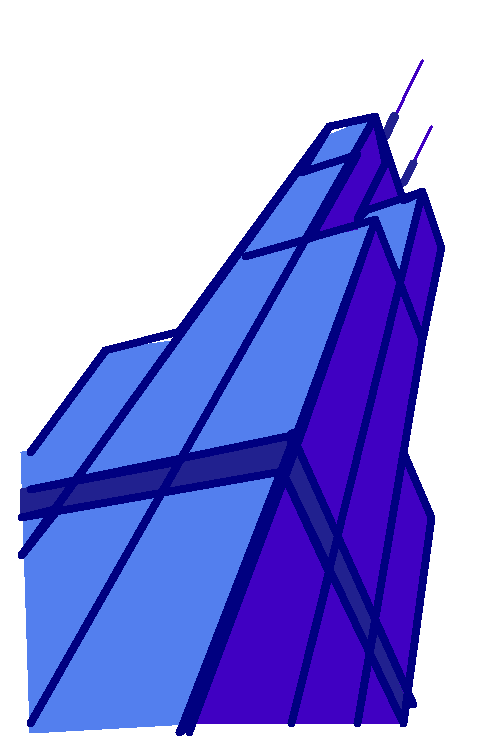 502x745 Sears Tower Clipart