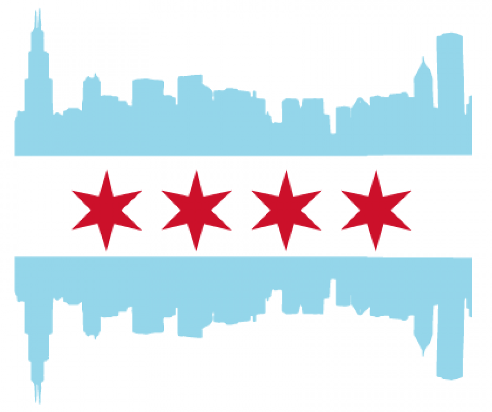 990x829 Cropped Chicago Flag.png Chicago