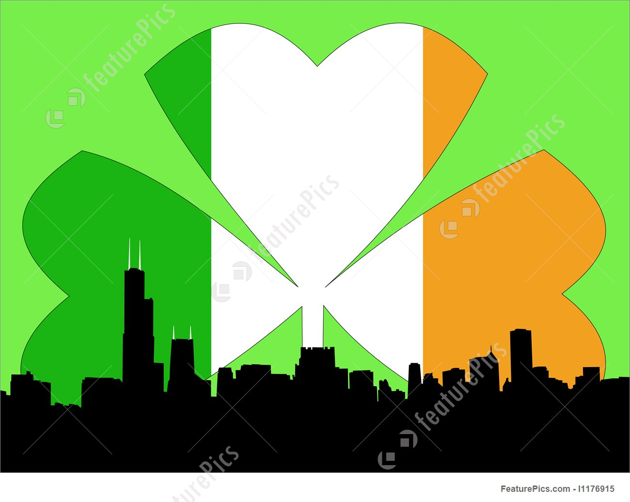 1300x1035 Chicago Skyline Silhouette Clip Art 38107 Movieweb
