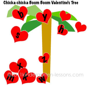 305x296 Kids Valentine Art