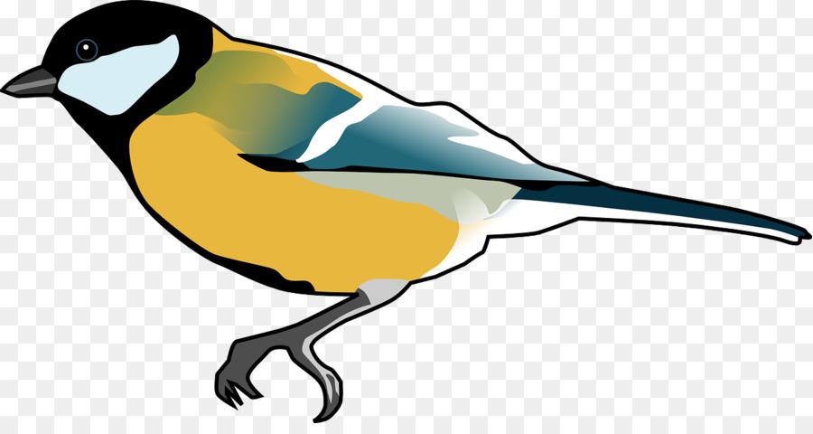 900x480 European Goldfinch Bird Clip Art