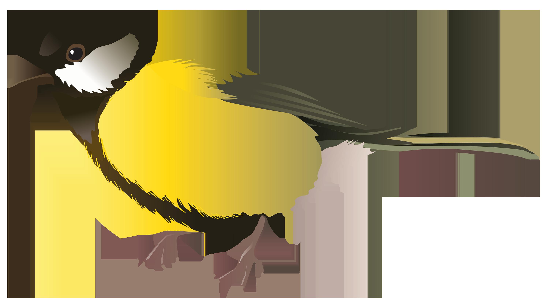 3000x1646 Yellow Bird Png Clipart Cute Birdies Bird Clipart