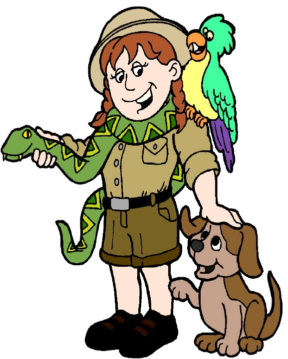 577x720 Zookeeper Clipart Gallery Images)