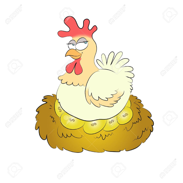 600x600 Chicken Laying Egg Clipart Free Images