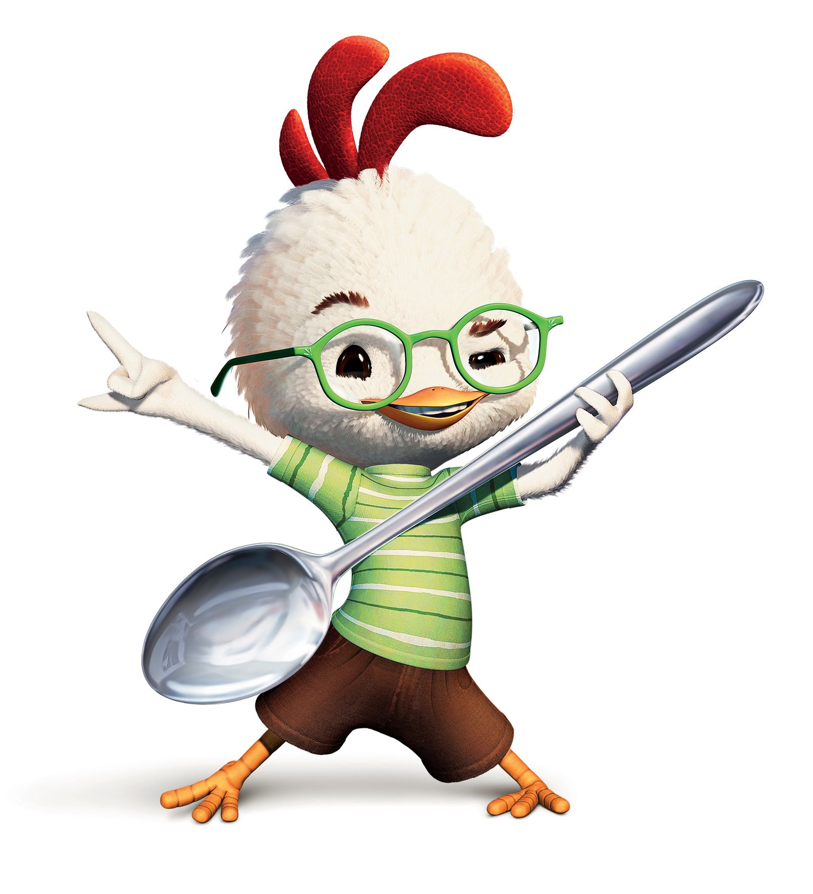 1611x1772 Chicken Little Himself