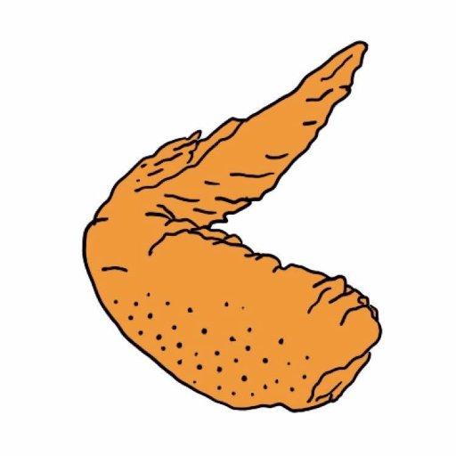 512x512 Chicken Wing Clip Art
