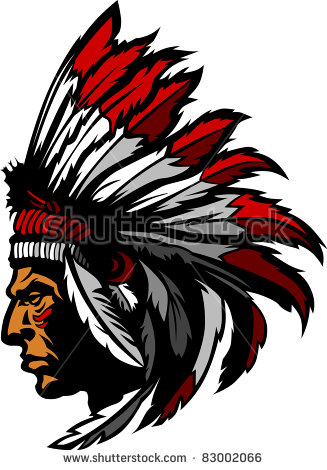 327x470 Chief Clipart Indian Mascot