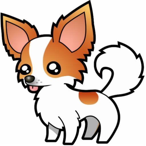 Chihuahua Dog Clipart