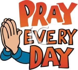 300x267 Clipart Children Praying
