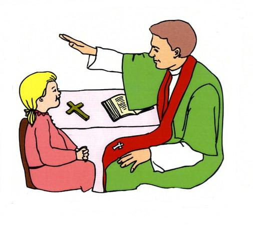 505x449 Sacrament Of Reconciliation Coloring Pages And Clipart Pictures