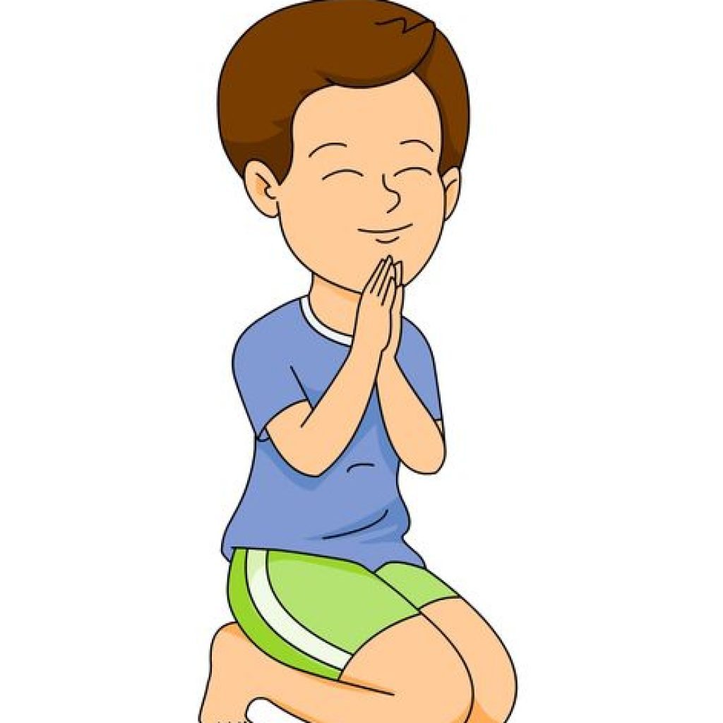 Child Praying Clipart at GetDrawings | Free download