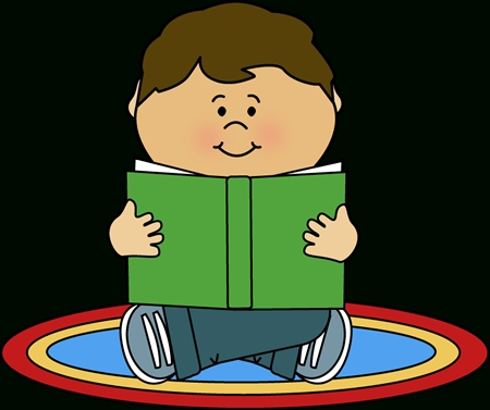450x377 Kids Reading Clipart Bangalow Craft Ideas