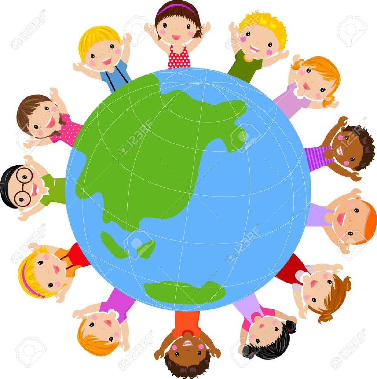 1293x1300 Clipart Multicultural