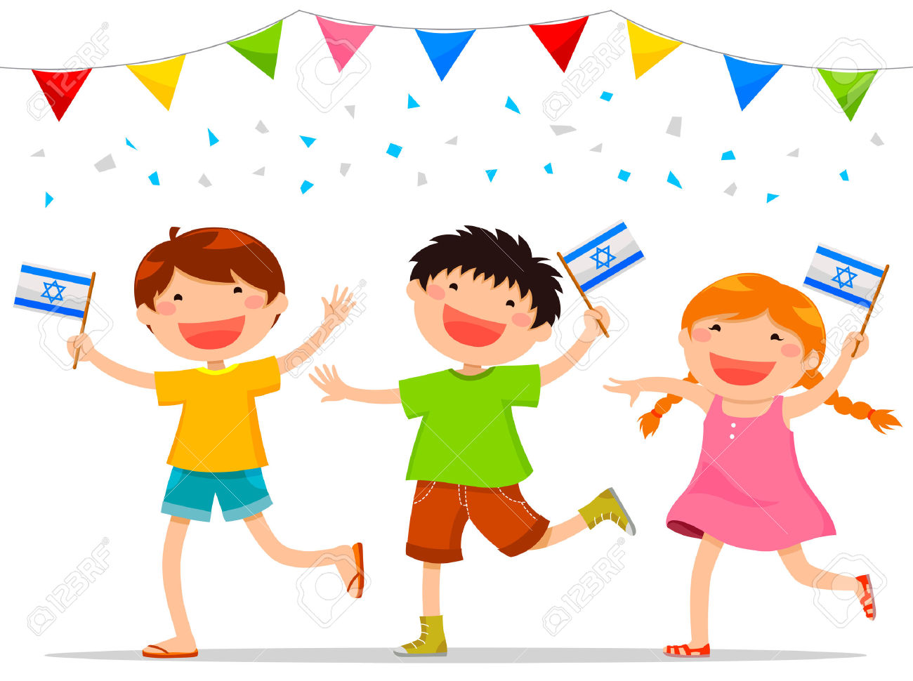 1300x970 Flags For Children Clipart
